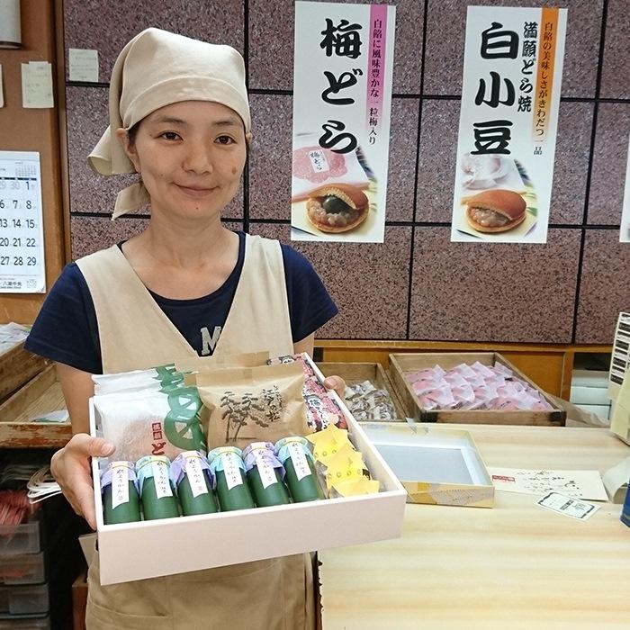 えびす製菓_女将さん